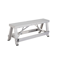 "Heavy Duty Drywall Bench 18""-30"""