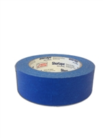 SHURTAPE BLUE MASKING TAPE  1 1/2 X 60 YARDS  (SOLD EACH)