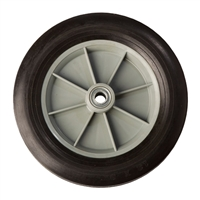 "Forest Group 12"" Wheel For Trash Cart  CAS12"