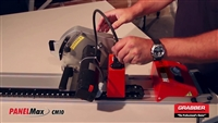 GRABBER PanelMax Drywall Machine with SAW Unit  CM10S