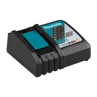 MAKITA 18V LXT® Lithium Ion Rapid Optimum Charger  DC18RC