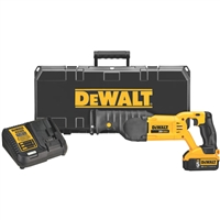 DeWALT 20V MAX Lithium Ion Reciprocating Saw Kit   DCS380P1
