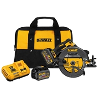 DeWALT FLEXVOLT 60V Circular Saw Kit  DCS575T2