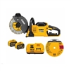 DeWALT FLEXVOLT 60V MAX CORDLESS BRUSHLESS 9 IN. CUT-OFF SAW KIT  DCS690X2