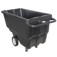 "Forest Group 3/4 Cubic yard Dump Cart with 12"" Wheels  DUC3412"