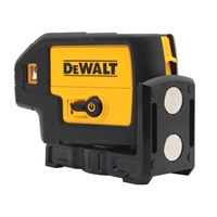 DEWALT 5 Beam Laser Pointer DW085K
