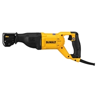 DEWALT DWE305 12.0 AMP Reciprocating Saw kit