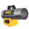 DEWALT 170,000 BTU/HR Forced Air Propane Heater  DXH170FAVT