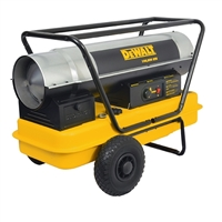 DEWALT 190,000 BTU/HR Forced Air Kerosene Construction Heater  DXH190HD