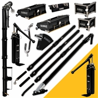 DEWALT Drywall Taping & Finishing Set (Free Pump) Standard Boxes, Standard Handles  DXTT-2-602