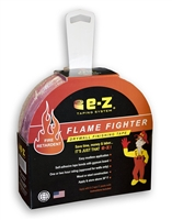 E-Z Tape Flame Fighter Tape 250' Roll  E-Z Taping System 99251 250-Feet x 1.89-Inch Flame Fighter Fire Retardant Drywall Finishing Tape, 1-Pack
