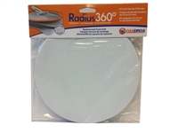 "FULL CIRCLE RADIUS 360 Full Circle 8 3/4"" Foam Replacement Pad 1/2"""