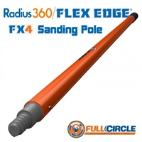 FULL CIRCLE 4FT Fixed Length Pole  FX4