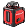 GOLDBLATT Self-Leveling 360-Degree Cross Line Laser G09207