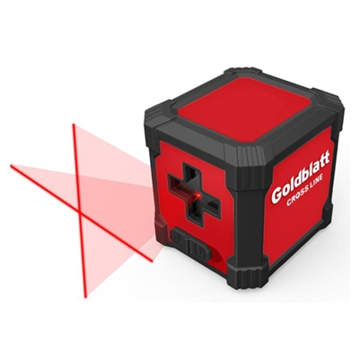 GOLDBLATT Cross Line Laser Level  G09208