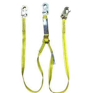 GUARDIAN 6' Shock Absorbing Lanyard GFP01230