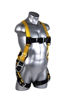 Guardian Fall Protection Velocity Harness XL TO 2XL  GFP01706