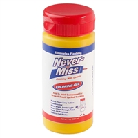 NEVER-MISS COLORING GEL FOR DRYWALL TOUCHUPS YELLOW 3oz bottle  GY88