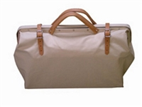 Heavy Duty Canvas Tool Bag - Leather 302C