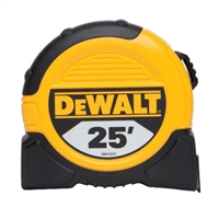 Dewalt Tape Measure 25' FT  DEWHT33373L