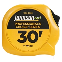 Johnson Level Tape Measure 30' FT