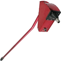 "LEVEL 5 TOOLS 8"" Corner Applicator With Handle  ANGLE BOX"