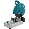 "Makita 14"" Cut-Off Saw W/ Tool-less Wheel Change  LW1400"