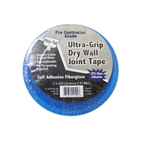 POLY TAK ULTRA GRIP BLUE DRYWALL MESH JOINT TAPE