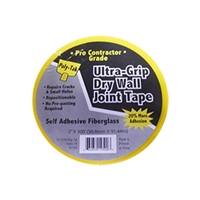 POLY TAK ULTRA GRIP YELLOW DRYWALL MESH JOINT TAPE