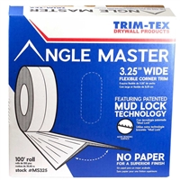 "Trim-Tex Angle Master 3.25"" 100' Roll"