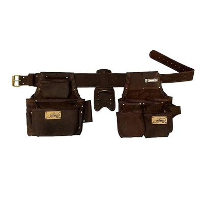 OX TOOLS Pro Series Complete Leather Drywall Tool Rig OX-P263804