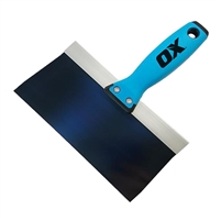 OX TOOLS 8'' Pro Taping Knife Blue Steel - OX Grip  OX-P530408