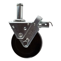 "NU-WAVE 5"" Locking Caster  PIC5"
