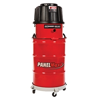 GRABBER PanelMax High-Output Self-Cleaning HEPA Drum Vacuum Assembly  PM5540