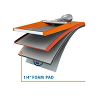 RADIUS 360 REPLACEMENT FOAM PAD FOR THE FLEX EDGE TOOL