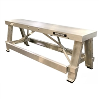 "RENEGADE Drywall Bench Adjustable Height 18""- 30"""