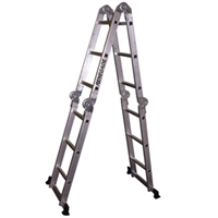 Renegade 12 ft Aluminum Multi Purpose Ladder