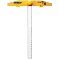 Rock Ripper Pro Drywall T-Square 24""