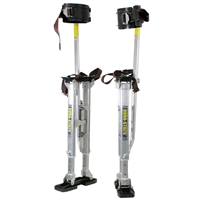 "Dura-Stilts Dura-IV Featherweight Drywall Stilts 14-22"" (REACH 8 FT HEIGHT)"