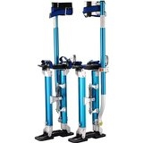 "Professional 24""-40"" Blue Drywall Stilts (REACH 10 FT HEIGHT)"