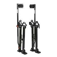 Warner Ez Stride 24-40 Aluminum Stilts (REACH 10 FT HEIGHT)