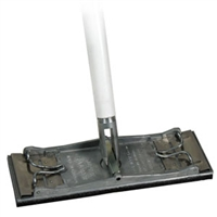 "BTE 48"" SUPER SANDER METAL POLE WITH HEAD  Better Than Ever Super Sander Drywall Pole Sander"