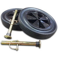 TOTER Wheel Replacement Kit - 1 cubic yard. Trash Truck UWA249