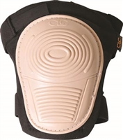 Custom LeatherCraft Stitched Non-Skid Kneepads w/Velcro