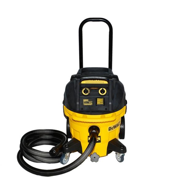 Dewalt Dust Extractor >> Dewalt 10 Gallon Hepa Dust Extractor With Automatic Filter Clean Dwv012