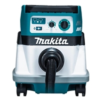 MAKITA 18V X2 LXT® Lithium?Ion (36V) Brushless Cordless 4 Gallon HEPA Filter Dry Dust Extractor, AWS, Tool Only Extractor, AWS, Tool Only  XCV16ZX
