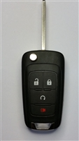 13575177 2012-2015 OEM Chevy Sonic Keyless Entry Remote Fob Flip Key