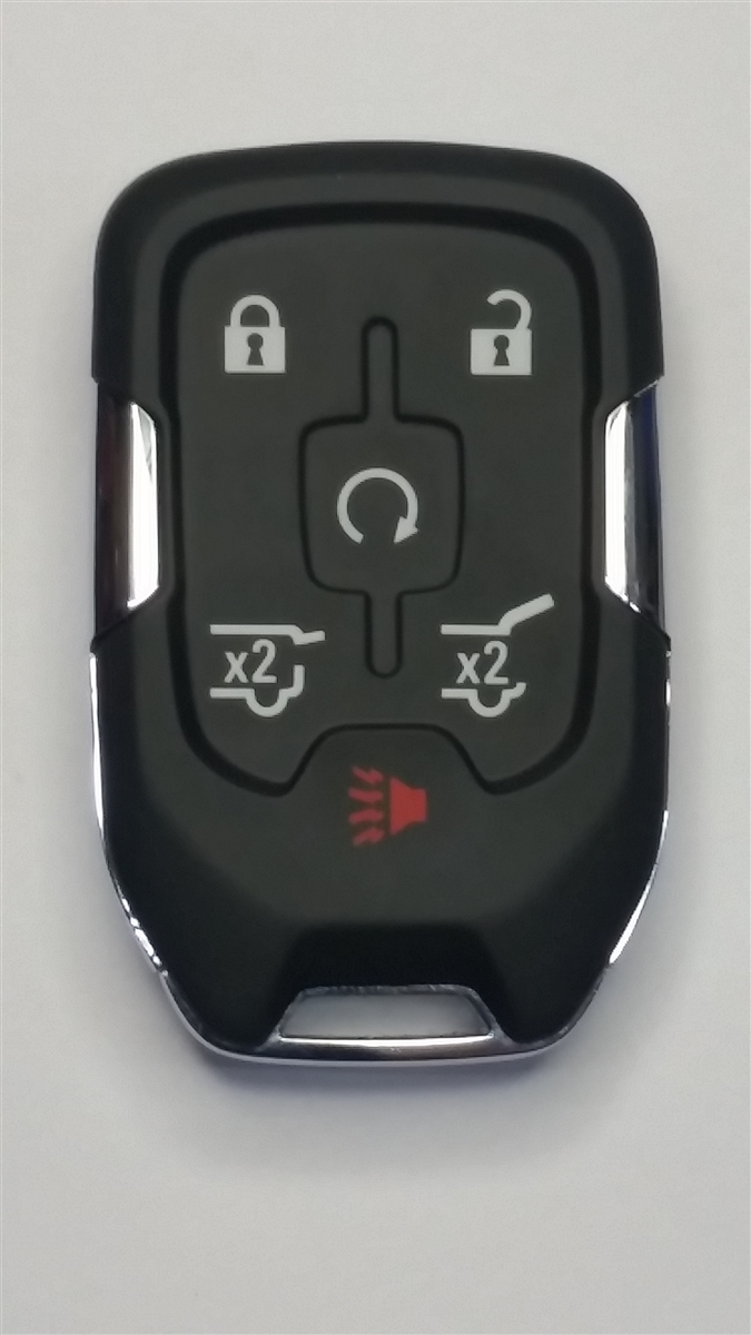 p chevrolet gmc replacement and chevy smart emergency insert key htm ring