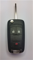 20873623 2010-2016 OEM Chevy Sonic Keyless Entry Remote Fob Flip Key