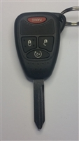 OEM Jeep 68039414AC Keyless entry Remote with Remote Start.
